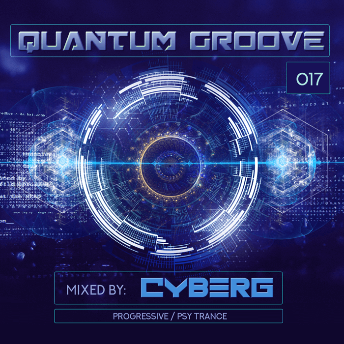 Quantum Groove Podcast Artwork